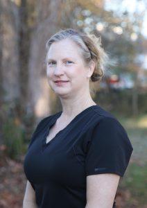 Portrait of Amy Proctor
